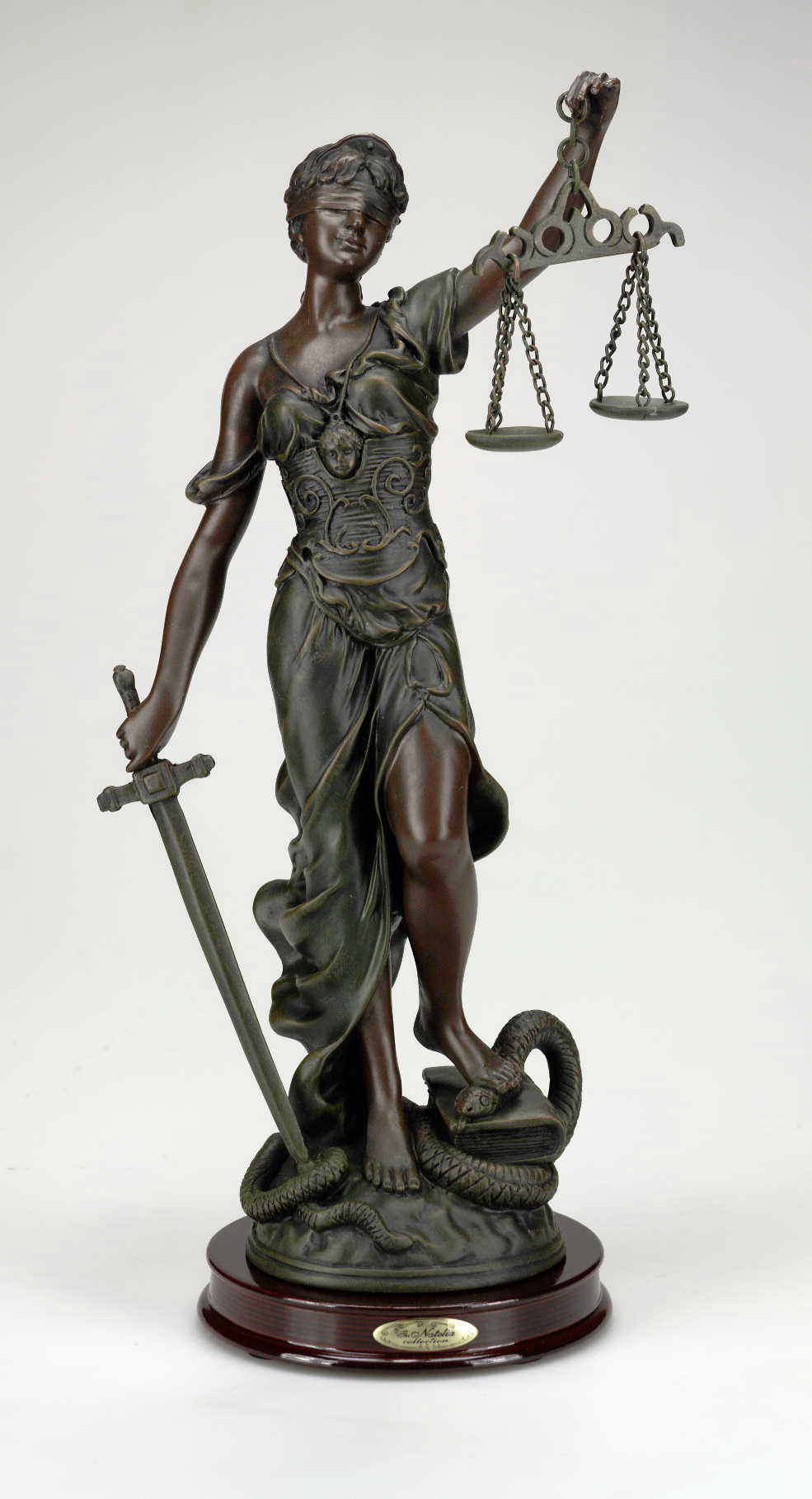 Blind Lady Justice Images Lady Justice is also made